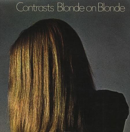 blonde-on-blonde